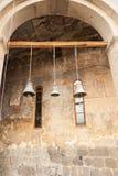 Vardzia cave monastery, Georgia royalty free stock image