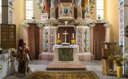 Church Dornburg Germany Royalty Free Stock Image