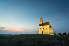 Church in Drazovce, Slovakia Stock Photography