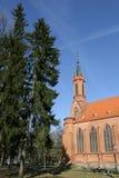 Church in Druskininkai Royalty Free Stock Image