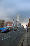 Church in Dublin Royalty Free Stock Images