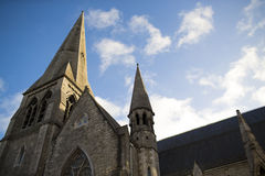 Church in Dublin, Ireland. Stock Images