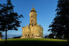 A church in Dubrivici Royalty Free Stock Photography