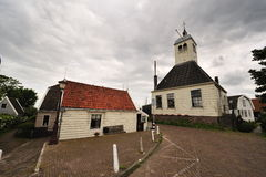 Church in Durgerdam Royalty Free Stock Photos
