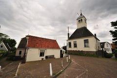 Church in Durgerdam Royalty Free Stock Photos