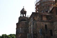 Church Echmiadzin Armenia. Church of Echmiadzin in Armenia Stock Images