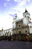 Church- Ecuador Royalty Free Stock Photos