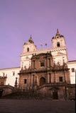 Church- Ecuador stock images