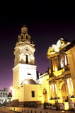 Church- Ecuador Stock Photo