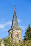 Church of Einruhr, Germany Stock Images