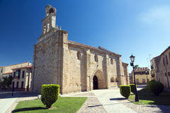 Church of  El Carmen de San Isidoro Royalty Free Stock Image