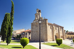 Church of  El Carmen de San Isidoro Royalty Free Stock Photo