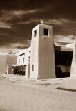 Church El Christo Rey Stock Photo