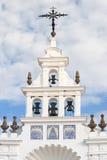 The Church of El Rocio, Spain Stock Images