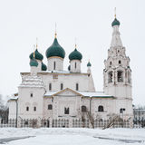 The Church Of Elijah The Prophet Royalty Free Stock Photography