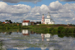 Church of Elijah the Prophet - Suzdal Russia Royalty Free Stock Image