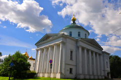 Church of Elijah the Prophet and Tikhon, bishop Amafuntsky in Yaroslavl Royalty Free Stock Photography