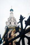 Church of Elijah the Prophet. UNESCO Heritage. Stock Image