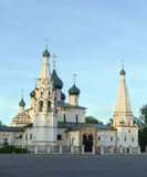 Church of Elijah the Prophet, Yaroslavl Stock Images