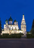 Church of Elijah the Prophet, Yaroslavl Royalty Free Stock Images