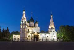 Church of Elijah the Prophet, Yaroslavl Royalty Free Stock Photos