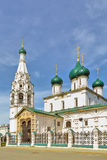 Church of Elijah the Prophet, Yaroslavl Stock Photo