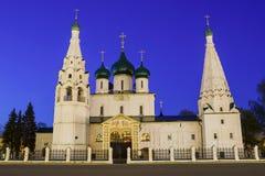Church of Elijah the Prophet in Yaroslavl, Russia Stock Photography