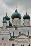 Church of Elijah the Prophet in Yaroslavl Russia. Stock Photos