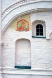 Church of Elijah the Prophet in Yaroslavl. UNESCO World Heritage Site. Stock Photos