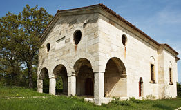 Church of Emona in Bulgaria Stock Photography