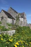Church England medieval parish bramber Stock Images