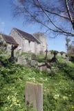 Church England medieval parish bramber Royalty Free Stock Photos