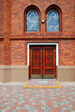 Church  Entrance  Door Stock Images