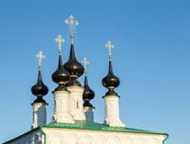 Church of the Entry into Jerusalem - Suzdal Royalty Free Stock Photo