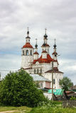 The Church of the Entry into Jerusalem, Totma, Russia Stock Photo