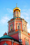 The Church of the Epiphany(Moscow, Russia) Royalty Free Stock Image