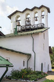 Church of the Epiphany, Pskov, Russia Royalty Free Stock Image