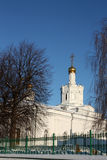 Church of the Epiphany in Ryazan Royalty Free Stock Photo
