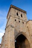 Church of Erandio. Bizkaia, Basque Country, Spain stock photography