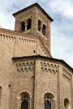 The Church of the Eremitani is an Augustinian church of the 13th century. Padua, Stock Photo