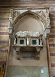 The Church of the Eremitani is an Augustinian church of the 13th century. Padua,. Italy Royalty Free Stock Photos