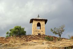 Church in Ethiopia Royalty Free Stock Photo