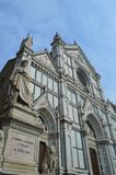 Church. Eurotrip to Florence Stock Photography
