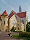 Church,evangelical- augsburg Royalty Free Stock Photography