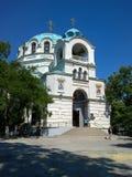 Church in Evpatoriya Stock Image