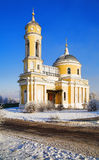 Church of the Exaltation of the Cross in Kolomna Stock Image