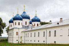 Church of the Exaltation of the Cross, Russia Royalty Free Stock Images