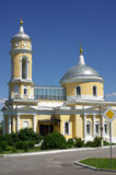 Church of the Exaltation of the Holy Cross in Kolomna Royalty Free Stock Photos
