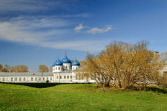 Church of Exhaltation of the Cross, Yuriev Monastery Stock Photo
