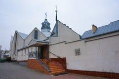 Church exterior Stock Images